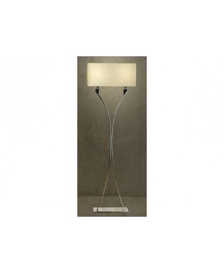 Zimmer 2 Light Floor Lamp