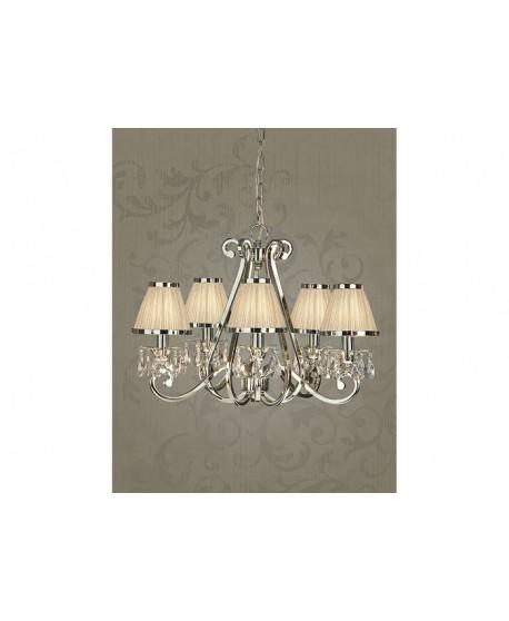 Luxuria 5 Light Chandelier