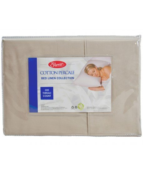 Easyrest Twin Pack Body Pillowcase 300 Thread Count