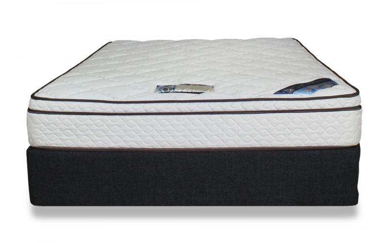 Chiro Deluxe Mattress Comfort Sleep Chiro Zone Gold Pillow Top Mattress