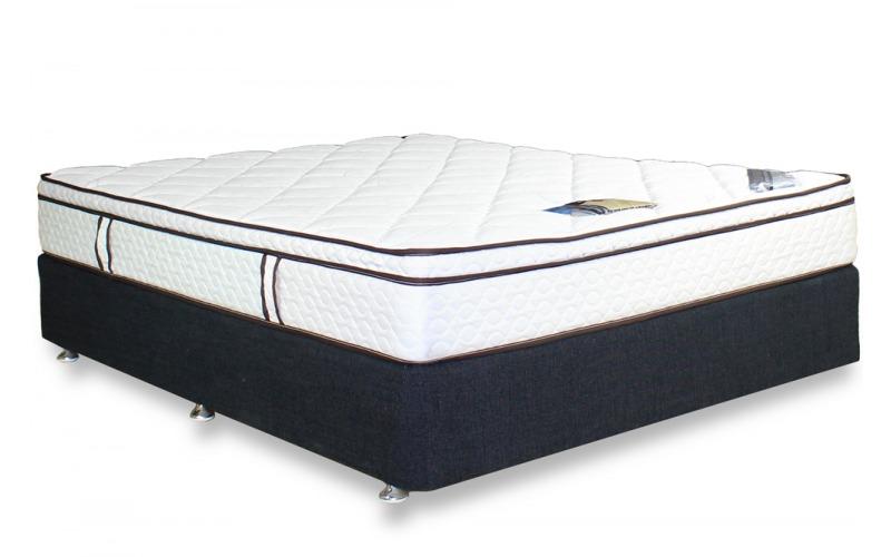 Comfort Sleep Chiro Zone Gold Pillow Top Mattress