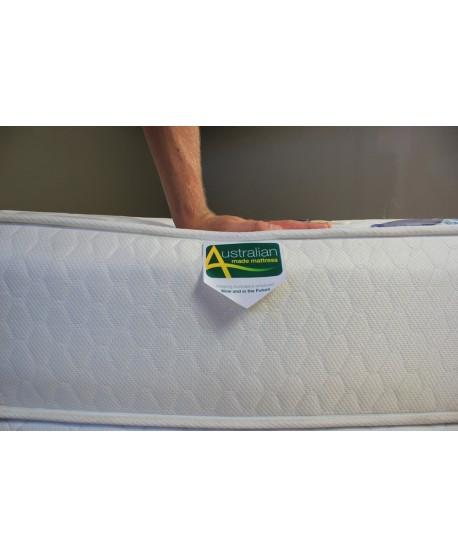 Comfort Sleep Rock-A-Pedic Chiropractic Super Firm Mattress