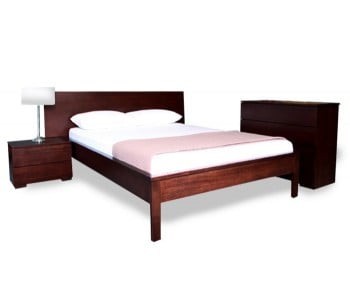 Leif Timber Bedroom Suite