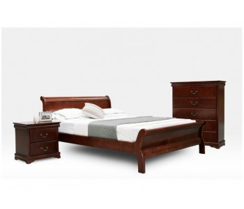 Shelby Timber Bed Frame
