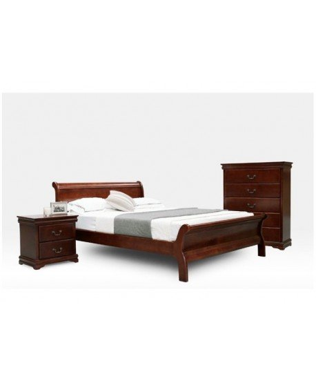 Shelby Timber Bed