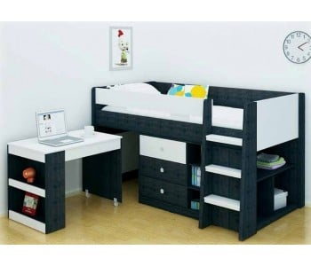Reagan Storage Bunk Bed