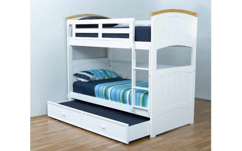 Ranch trundle bunk bed - What you need to know about trundle beds ...