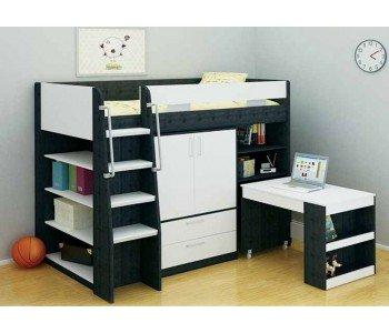 Vectra Storage Bunk Bed
