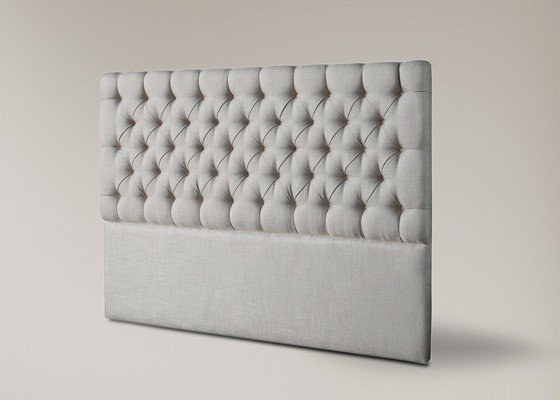 Paddington Upholstered Bed Head Custom Made