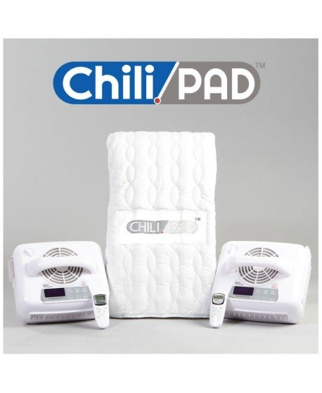 ChiliPad Cooling & Heating Mattress Pad For Couples