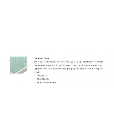 Magniflex Duogel Anniversary Medium 22cm Mattress