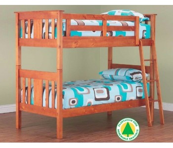 Bowen Timber Bunk Bed