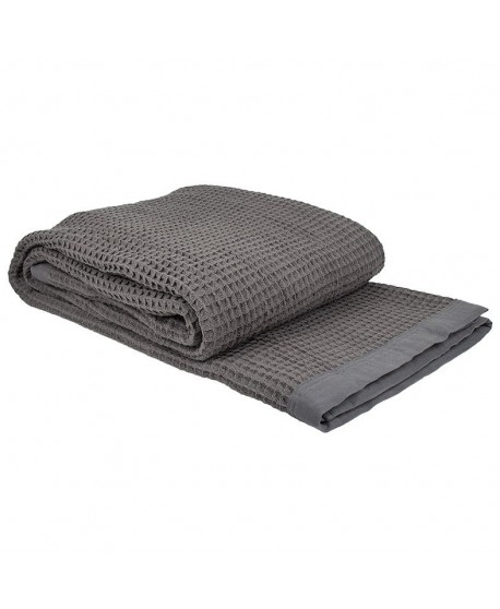 Cotton Waffle Blankets