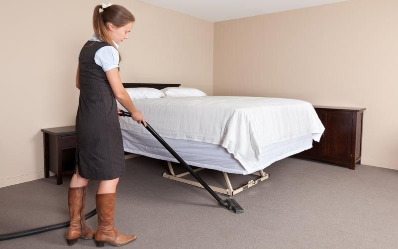 Ezi Maid Electric Lift Bed Bedworks