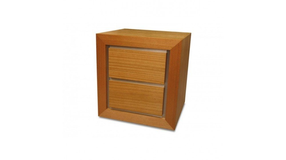 Tropez Custom Timber Bedside Table