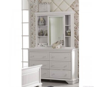 Da Vinci Dresser and Mirror