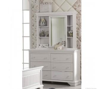 Da Vinci Dresser and Mirror