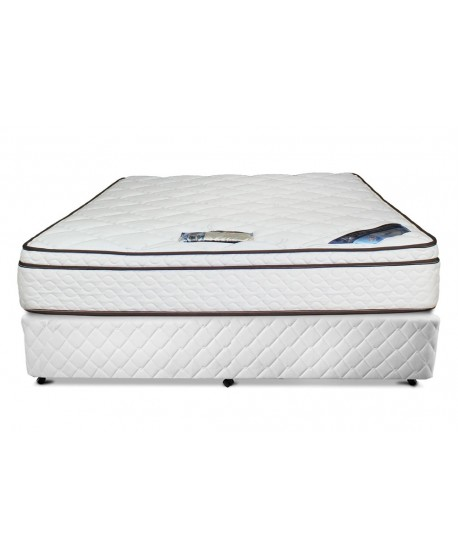 Comfort Sleep Chiro Zone Gold Pillow Top Mattress