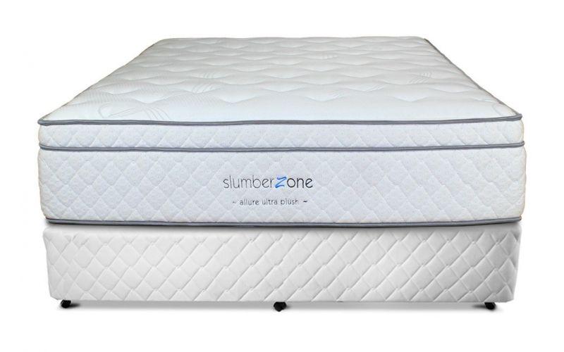 Sleepeezee Slumberzone Allure Ultra Plush Mattress