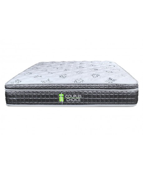 Couples Choice Pocket Spring Pillow Top Mattress