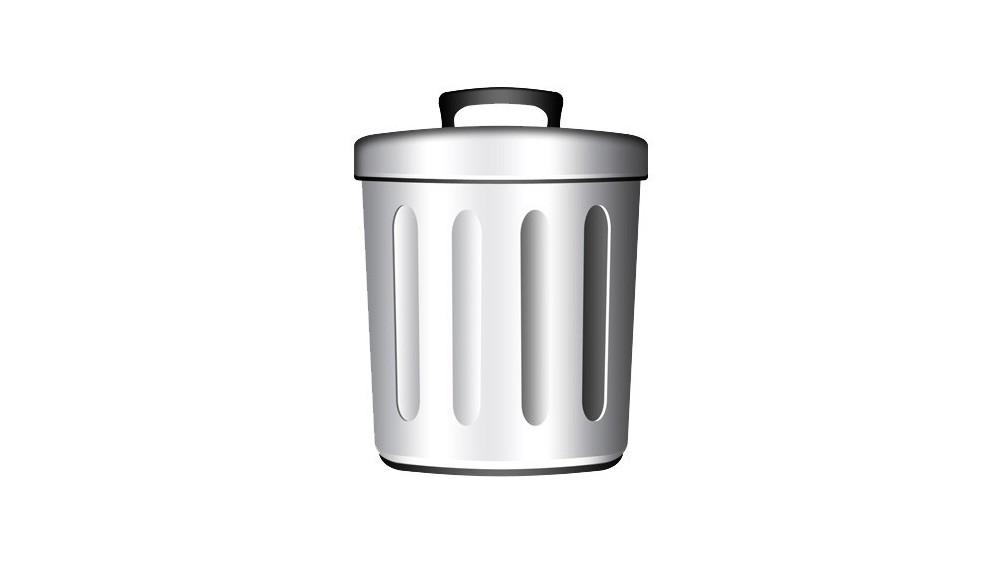 Take away rubbish / packaging