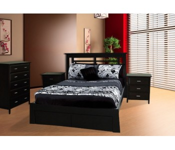 Robi Bed With Underbed Storage