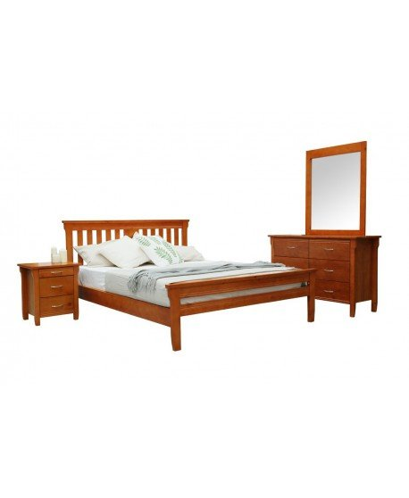 Romany Timber Bed