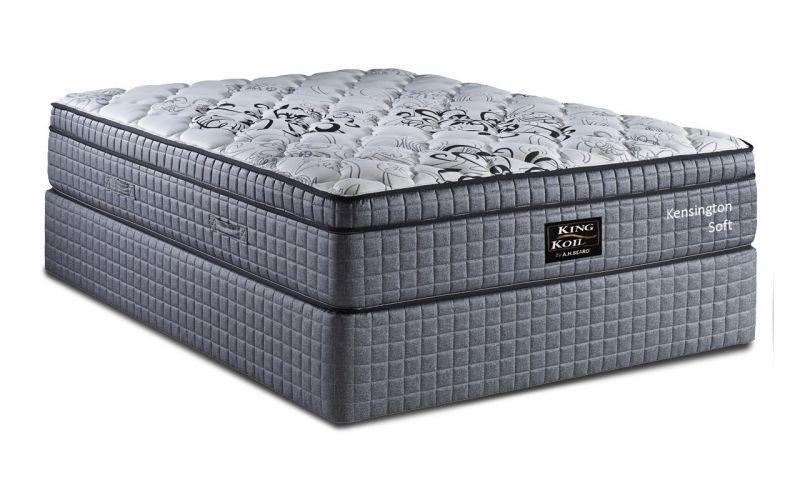 King koil kensington soft mattress for Best deal on king size mattress
