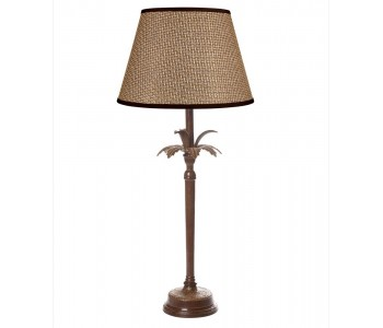 Casablanca Palm Tree Table Lamp