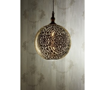 Moroccan Ball Ceiling Lamp