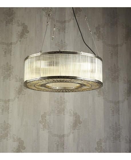 Verre Ring Glass Pendant Lamp