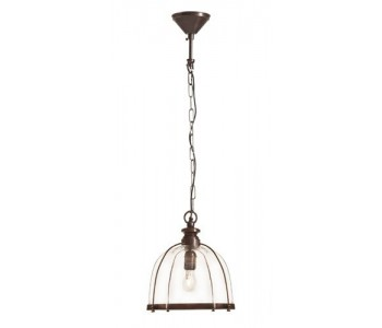 Avery Ceiling Lamp Antique Silver or Brass