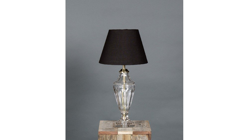 Emac & Lawton North Gate Glass Table Lamp