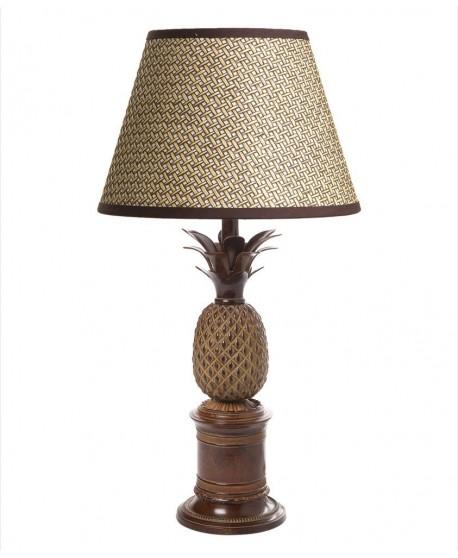 Emac & Lawton Bermuda Pineapple Table Lamp