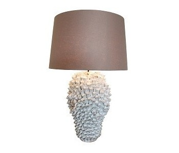 Emac & Lawton Singita Table Lamp in Cream or Blue