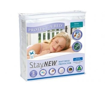 Protect A Bed Staynew Smooth Mattress Protector