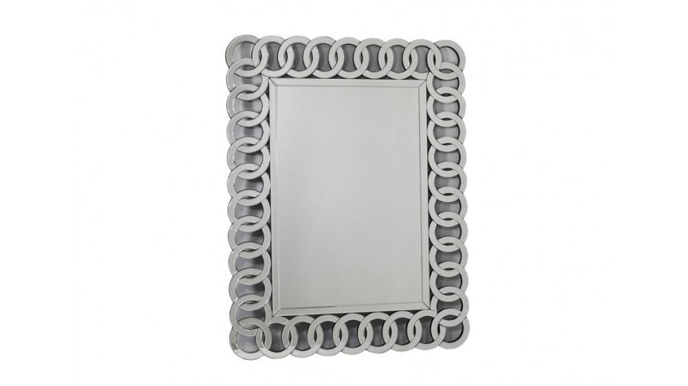 Vasto Square Mirror