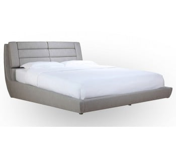 Stratos Upholstered Slat Bed Frame
