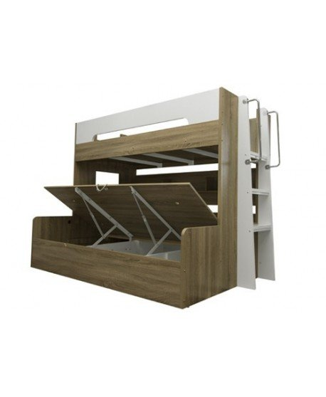 Tee Gas Lift Bunk Bed Double/Single
