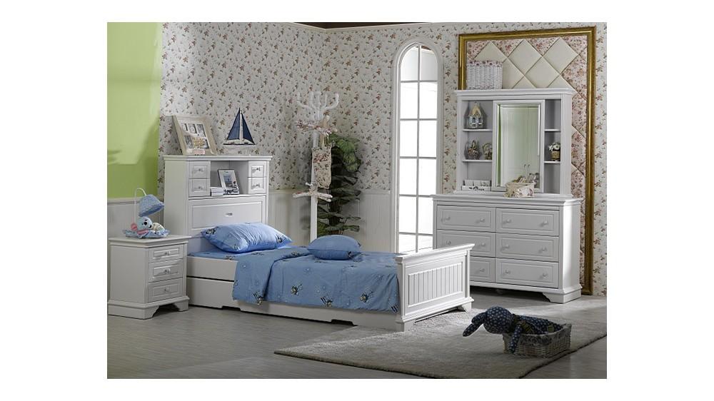 Da Vinci Timber Bed Frame