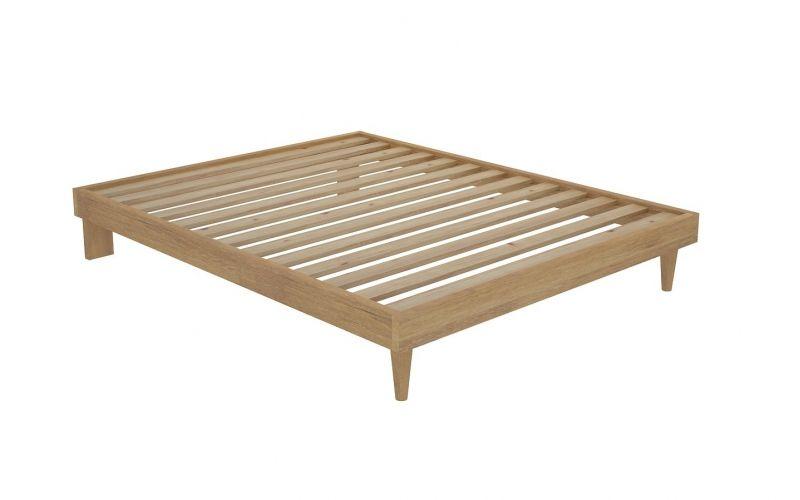Danish Timber Bed Base Custom Made