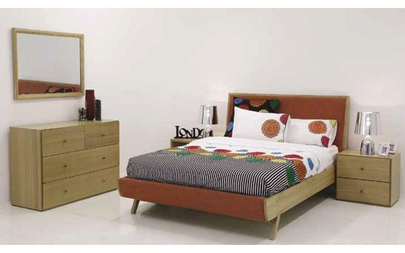 Savannah Floating Bed Choice Of Warwick Fabric