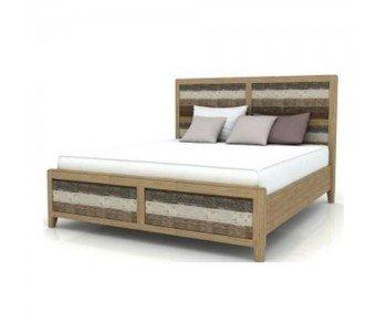 Bahamas Timber Storage Bedroom Suite