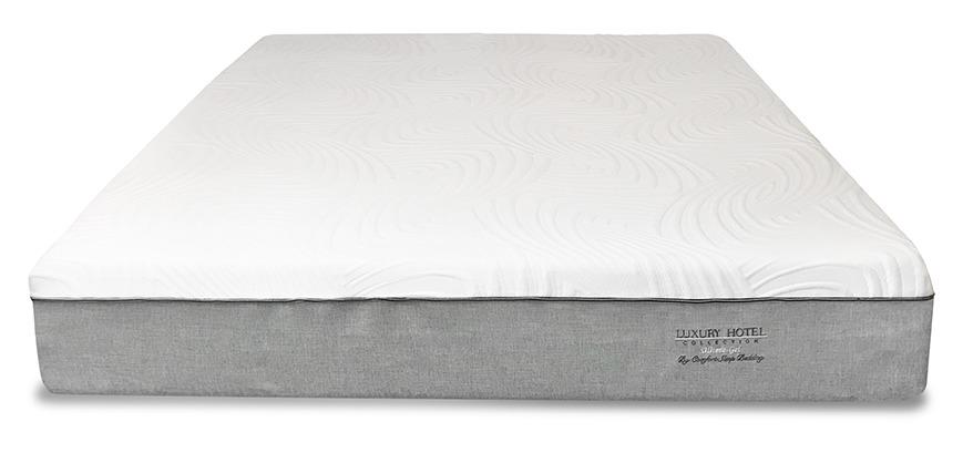 fort Sleep Ultima Luxury Gel Mattress Memory Foam