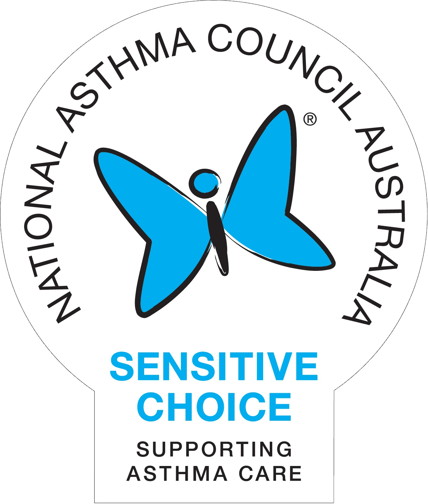 National Asthma Council Approved