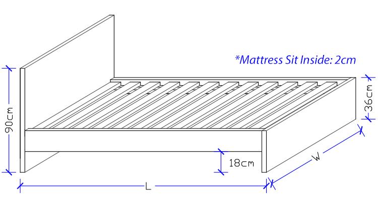 Timber Beds - Custom Made Bed Frame Sydney