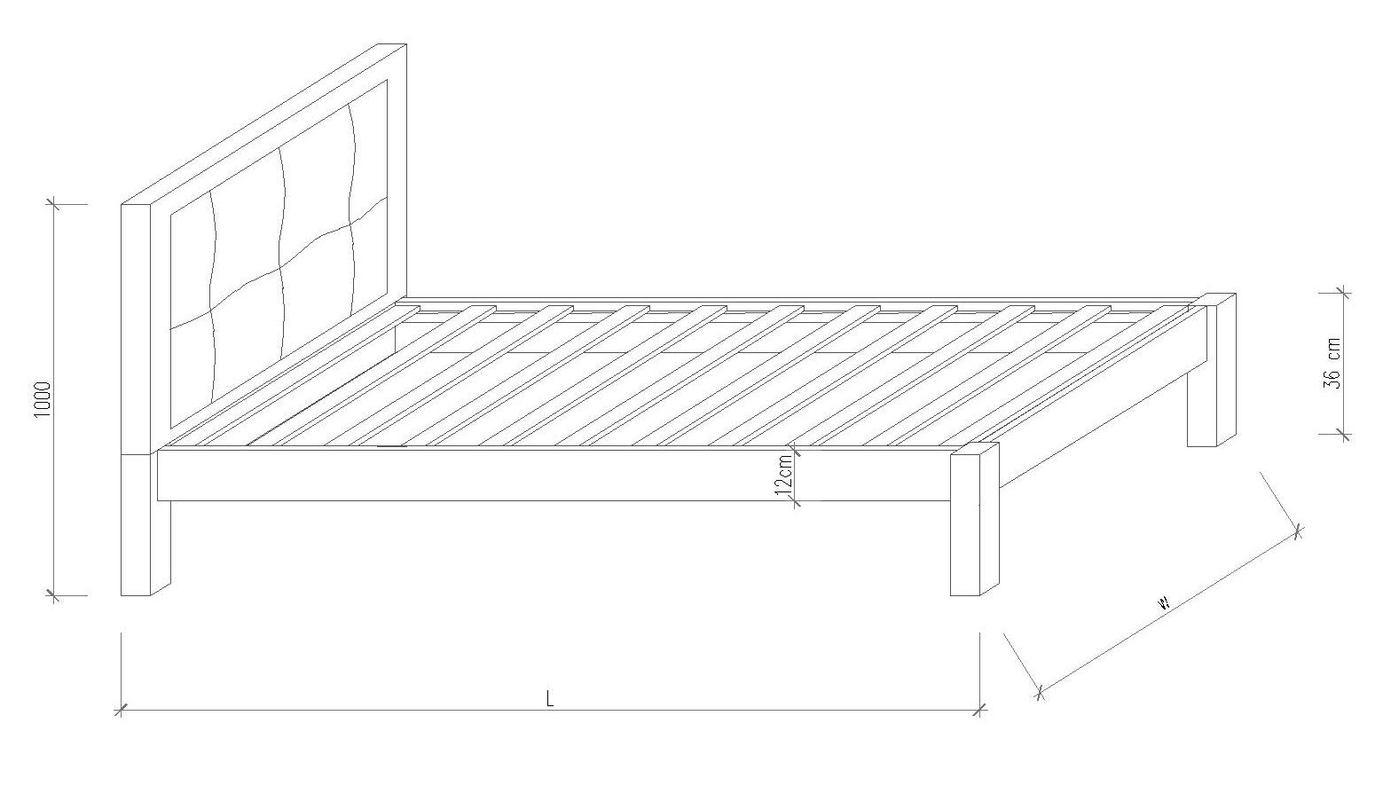 Custom Timber Bed Frame Designs