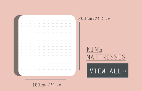 King Single Mattress Size - Australian Standard