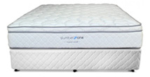 Sleepeezee Illusion Plush Mattress & Bed Base Deals