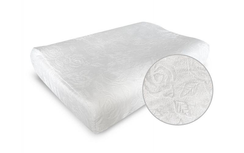 super memory foam contour pillow bedworks. Black Bedroom Furniture Sets. Home Design Ideas